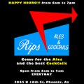 Rips Ale's & Cocktails