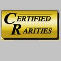 Certified Rarities