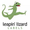 Leapin Lizard Labels