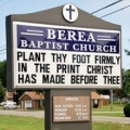 Berea Baptist Church
