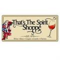 That's The Spirit Shoppe