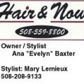 Hair & Now Salon LLC